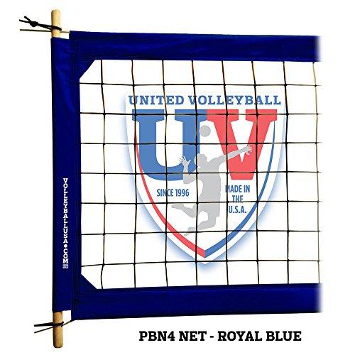 United-Volleyball-Supply-Professional-Pro-Beach-Power-Net-0