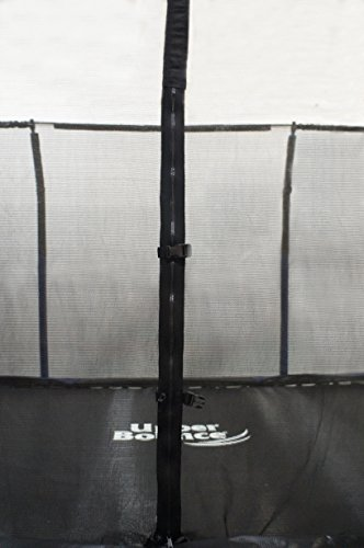 Upper-Bounce-Easy-Assemble-Spacious-Rectangular-Trampoline-with-Fiber-Flex-Enclosure-Feature-0