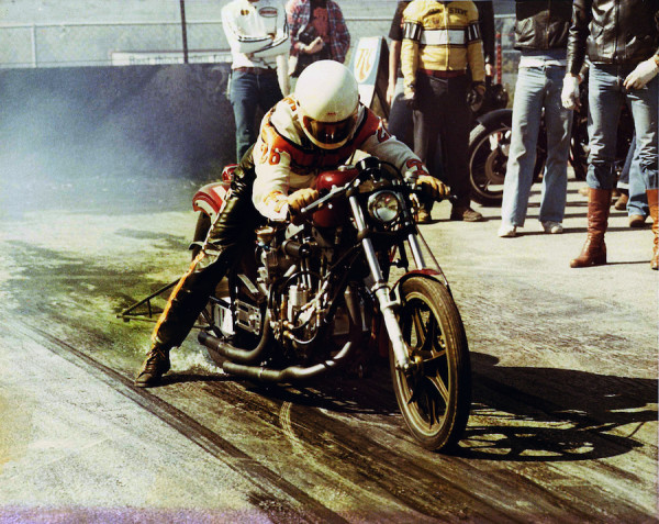 Ray Price began drag racing in 1967 and raced until 2003 retiring at age 66 having set 51 speed records.
