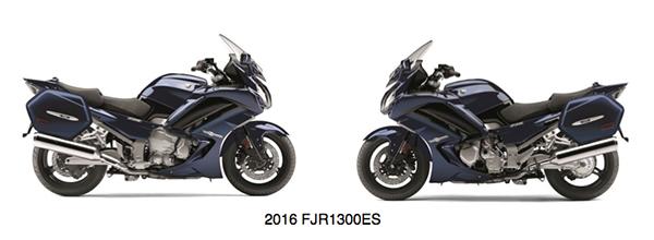 2016 YamahaFJR1300ES