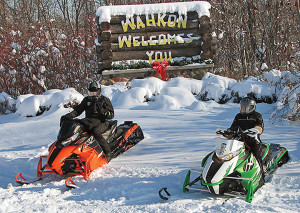 Dealers will be on hand at Snowfest in the Lake Mille Lacs area of Minnesota.