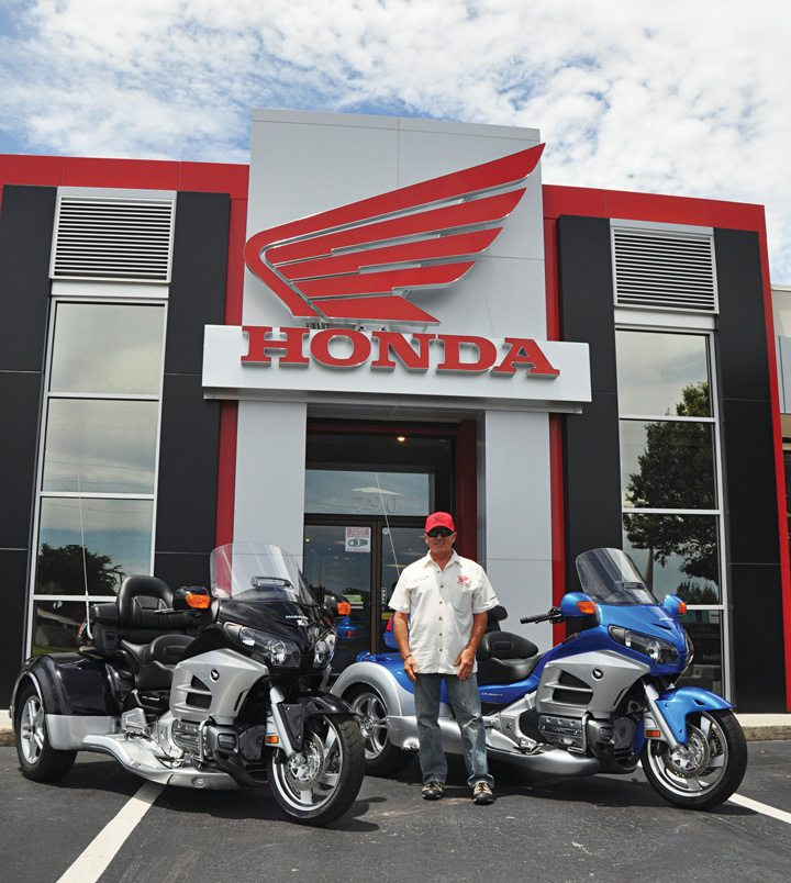 Geoff Bodine Honda >> Bodine Putting His Stamp On Another Success Story Powersports Business
