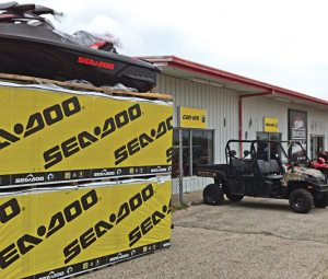 Mancuso Powersports South's recent growth will allow it to undergo a renovation this year.