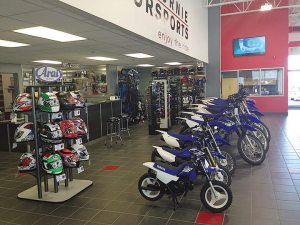 Glen Burnie Motorsports only carries Yamaha vehicles for now, but the dealership plans to expand into a multi-line store.