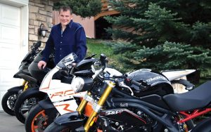 Industry consultant Sam Dantzler brings the consumer perspective to dealers nationwide, as the enthusiast has purchased 58 motorcycles.