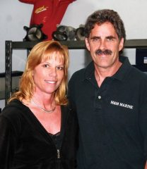Mitchel Miller founded M&M Marine in 1984. His wife Michelle serves as the company's marketing manager.