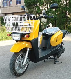 West Virginia-based ZEV was honored for export sales of its electric scooters and motorcycles.