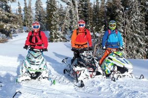 With vibrant colors to match today's sleds, HMK has helped lead the snowmobile gear industry into a brighter future.
