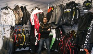 FXR Racing owner Milt Reimer has watched his company grow from a spot in his basement to expansive new digs in Winnipeg.