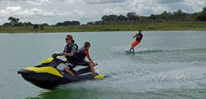 2014 SEA-DOO SPARK 3UP_ACTION7