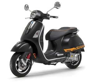 Consumers interested in scooters such as the Vespa Sport are able to be targeted via their mobile location.