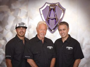 Arlen Ness Motorcycles, with Zach, Arlen and Cory Ness at the helm, has designed a co-branded exhaust system known as Arlen Ness by Magnaflow.