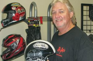 Rick Maready, owner of Big Boy'z of North Carolina, turned to Vega Helmets to get the PG&A lineup at his newly opened dealership off the ground.