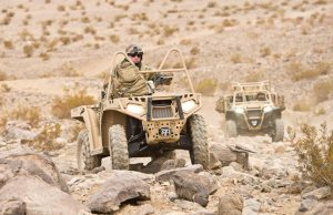 Polaris will provide MRZR Lightweight Tactical ATVs to U.S. Special Operations Command.