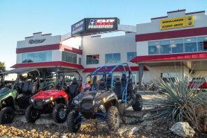Kent Powersports in Selma, Texas, monitors competitors' rates in the service departments.
