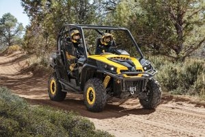 The Can-Am Commander has been successful with work users and private parties alike.