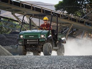 The Kawasaki Mule remains a top performer for utility side-by-side buyers.