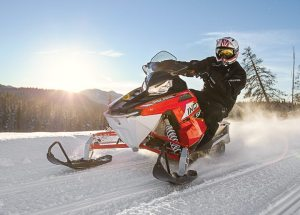 The 2014 Polaris 800 Indy SP Limited Edition is among those that helped industry snowmobile sales rise nearly 20 percent at the retail level in the fourth quarter of 2013.