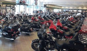 After strong sales of new and used bikes, St. Paul Harley-Davidson was named a Power 50 dealer in 2013 by Powersports Business.