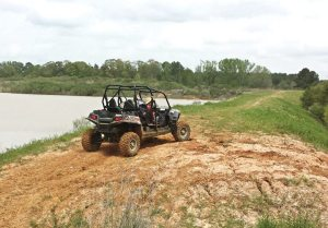 The staff of Got Gear Motorsports was on hand when Crossroads ATV & Recreation Park opened in Clinton, Miss., in mid-April.