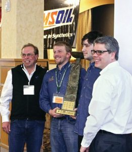 Kettering University in Michigan claimed the Internal Combustion division championship.
