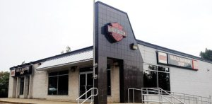 Rommel Harley-Davidson has taken ownership of the former Electric City Harley-Davidson (top) in Scranton and the former Noto's Harley-Davidson Shop in Plains Township. Both stores are in Pennsylvania.