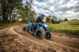 The Polaris Outlaw 110 EFI and Sportsman 110 EFI youth models are the first youth ATVs to offer EFI and are available in dealerships this month.
