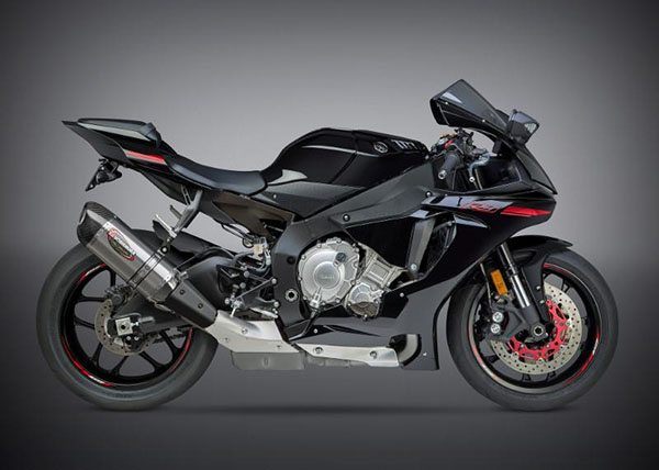 2015 Yamaha YZF-R1 w:Alpha stainless SS system