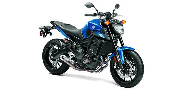 Yamaha MC FZ09