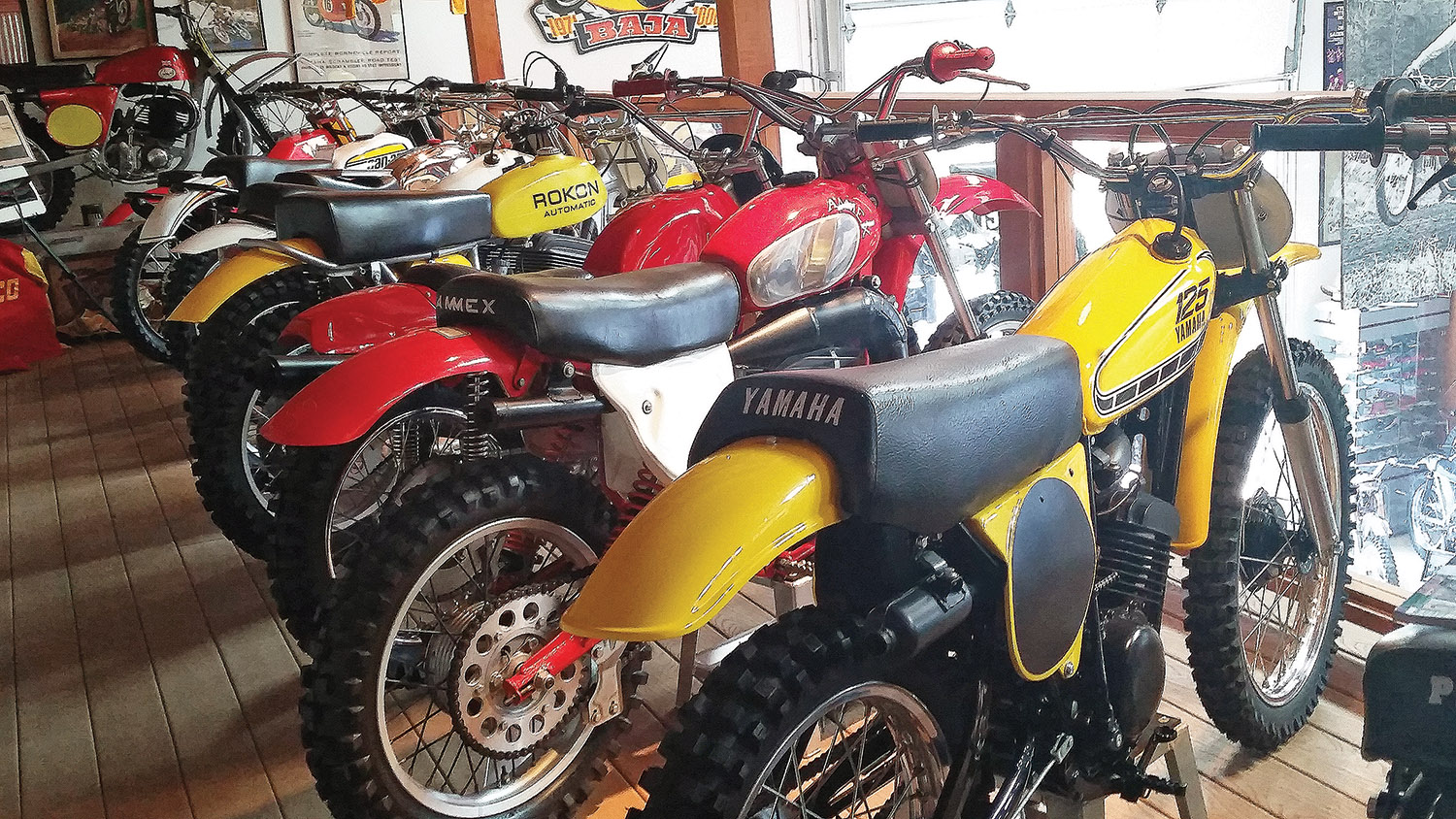 Early Years Of Motocross Museum Unveil
