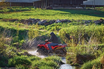 The all-new 2016 Yamaha Kodiak 700 provides a big bore machine for work use with a starting retail price of $6,999.