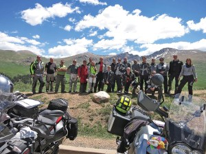 Several customers volunteered their time to plan the route and take leadership roles on the ride. Guides that rode along were able to cater to each individual riding level.