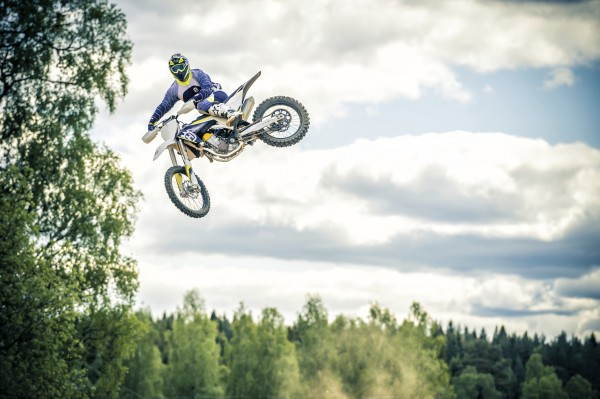 FC 450 in action
