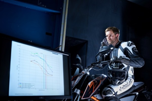 Schuberth has relocated its wind tunnel to its manufacturing facility in Madgeburg, Germany.