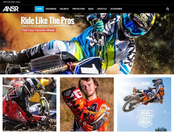 ANSR Website