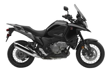  The 2016 Honda VFR1200X adventure bike, already a hit in Europe, will be available in the U.S. in May.