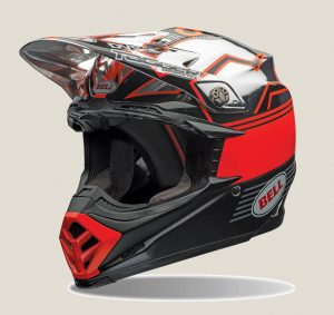 Proceeds from the sale of Bell Helmets' Kurt Caselli Moto-9 will go to The Kurt Caselli Foundation.