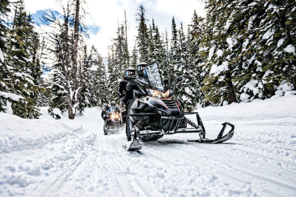 Arctic Cat supported customers by offering a free trail permit with every 2012-15 Arctic Cat snowmobile purchased at dealerships in Ontario and Quebec during October.
