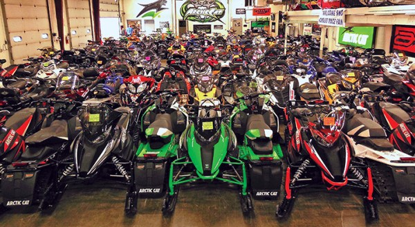 Road Track and Trail in Big Bend, Wis., has grown from selling pre-owned bikes only to now moving more than 3,000 snowmobiles, ATVs and motorcycles annually.