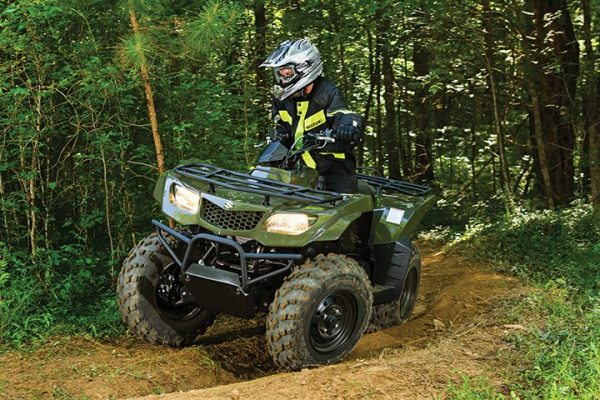 KingQuad sales have been on the upswing for several months.