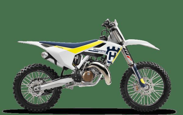 The 2017 TC 125