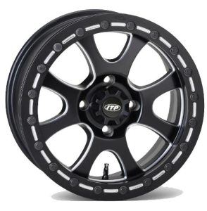 The new Tsunami wheel from ITP will be available in beadlock and simulated beadlock styles.