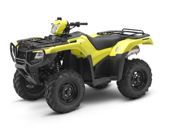 17 Honda FourTrax Foreman Rubicon 4x4 EPS