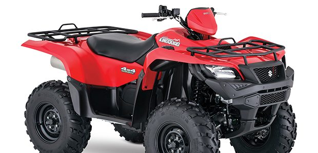 Suzuki announces 2017 ATV models | Powersports Business