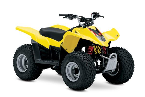 ATV: Suzuki QuadRacer R450 Is the 2006 ATV MX'R Of The Year