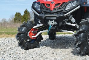 CFMOTO USA and SuperATV teamed at the High Lifter Mud Nationals to reveal the mud-ready ZForce 800 EX.