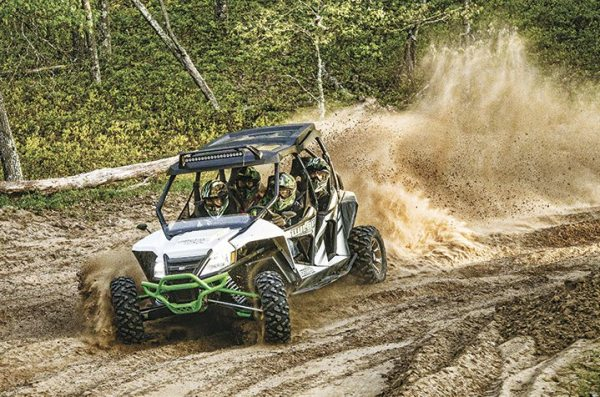 Arctic Cat is investing in its future, with recent improvements to its Thief River Falls and St. Cloud, Minn., factories, and a move of its headquarters into a larger facility.
