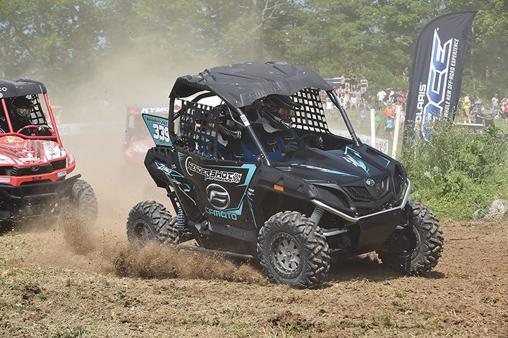 Stock ZForce 800 EX claims first GNCC win | Powersports Business