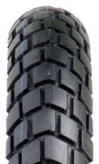 Vee Rubber has marketed three tires in the adventure touring segment; the VRM-163 (pictured), VRM-193 and VRM-401.
