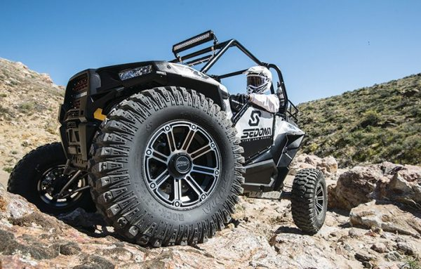 Sedona Tire & Wheel will serve as the Official Spec Tire and Wheel of Terracross in the Pro RZR XP 1000 and Celebrity X classes.